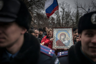 russia protesters