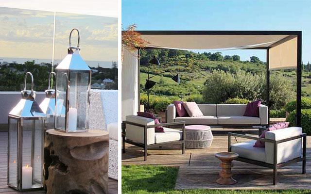 Marzua c mo decorar terrazas amplias y porches for Como decorar un patio grande