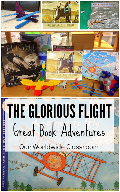Flight Activities and Lesson ideas For Kids