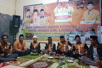 Hanura Kabupaten Lombok Tengah Targetkan 6 Kursi