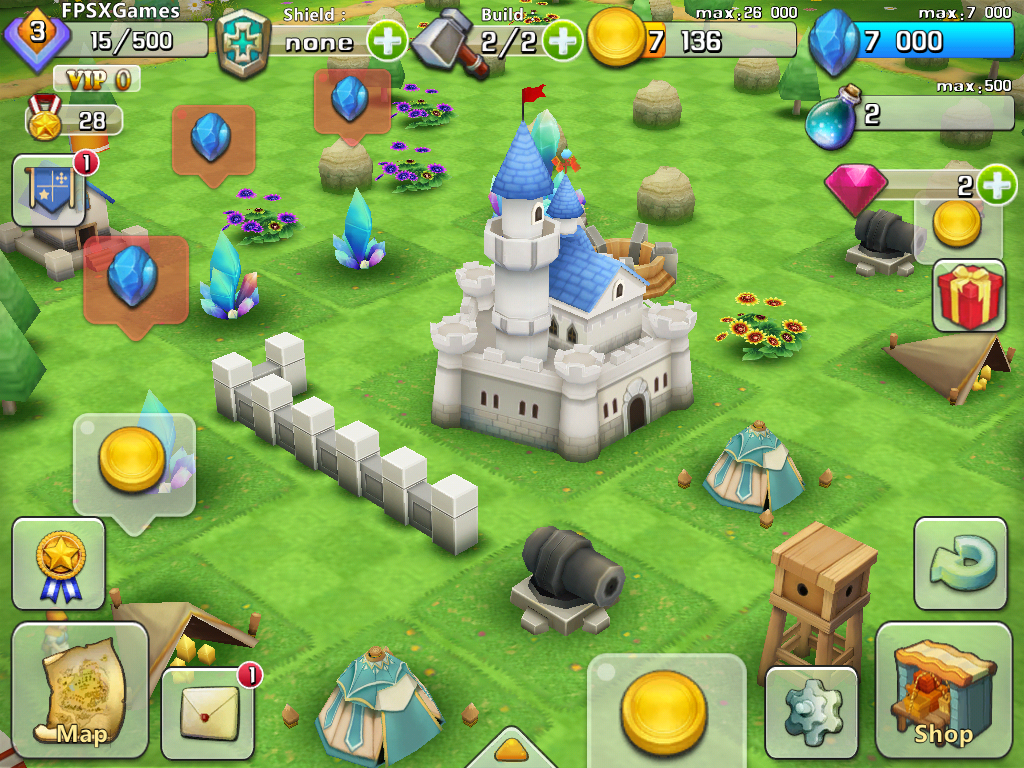 download game apk mod clash of clans