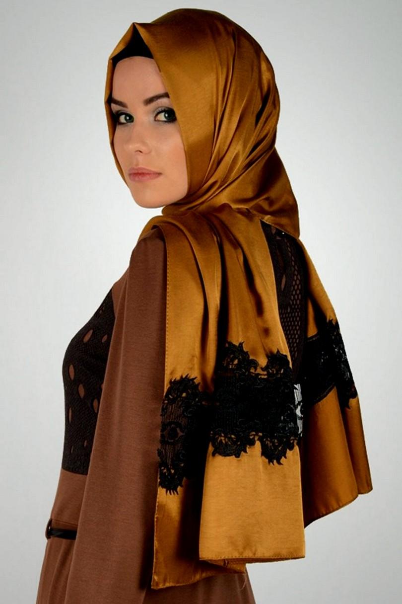 Scarf Styles | Arabic Scarf 2013-2014 | Indian Fashion ...