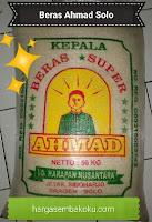 Harga beras ahmad