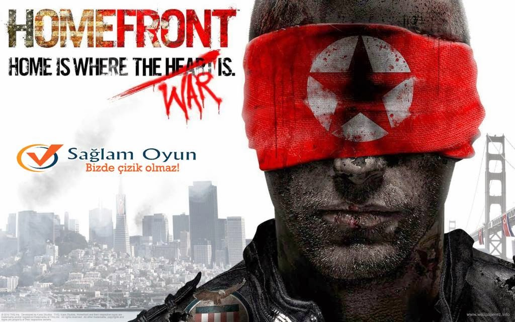 Homefront Türkçe Tek Link İndir