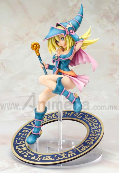 Figura Maga Oscura Yu-Gi-Oh! Duel Monsters Max Factory