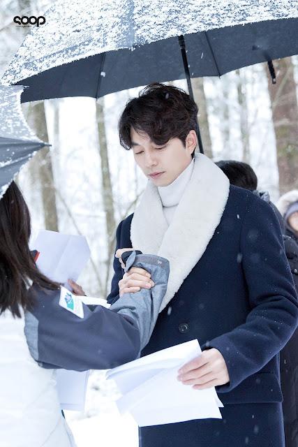 《鬼怪》SOOP公開孔劉拍攝側拍花絮