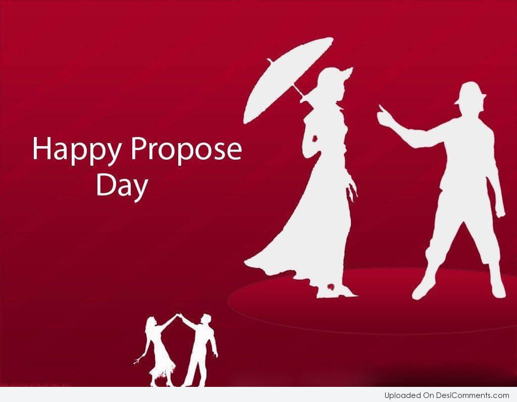 Happy Propose Day Images for Him
