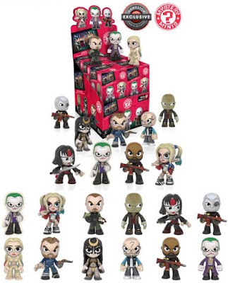 GameStop Exclusive Suicide Squad Mystery Minis Blind Box Series by Funko
