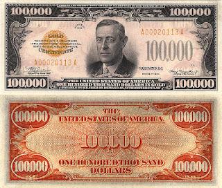 $100K $100,000 $100,000.00 Six figures