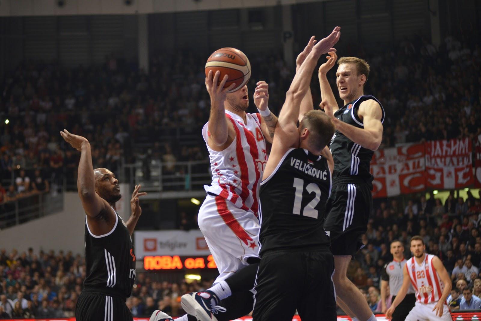 Jsd Partizan Fan Blog In English Crvena Zvezda Kk