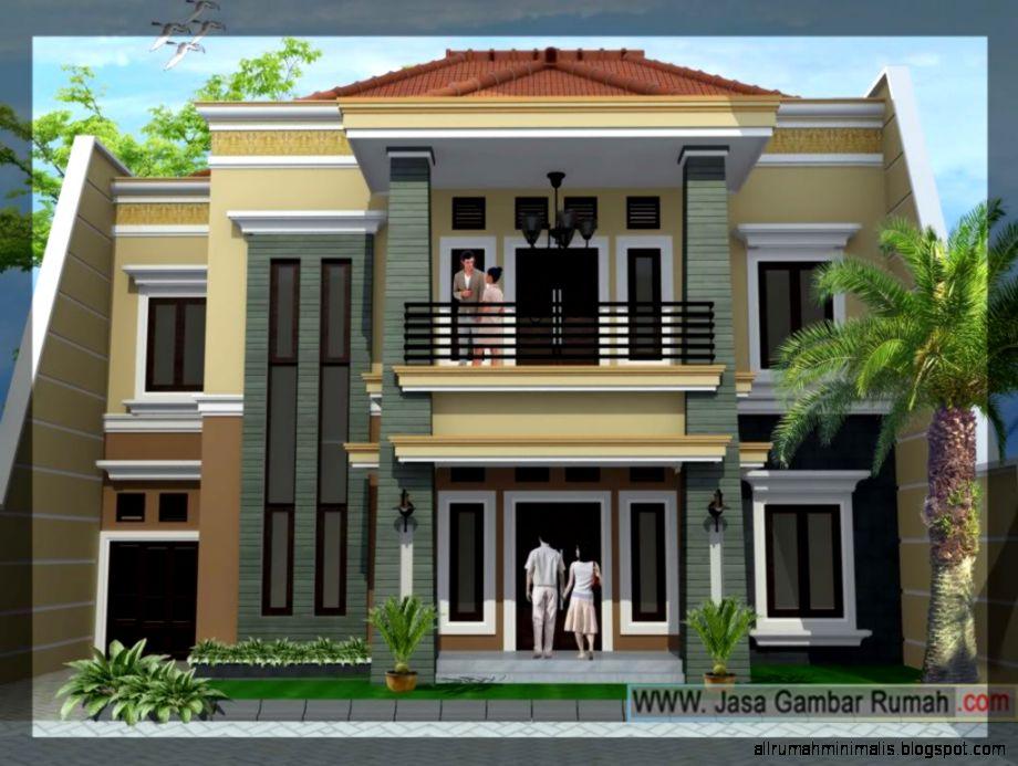Rumah Klasik Minimalis | Design Rumah Minimalis