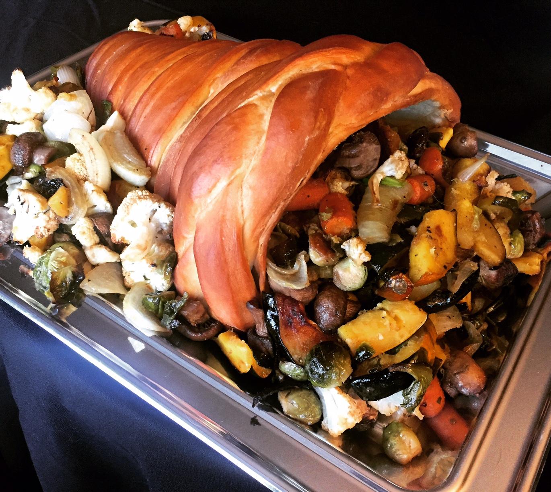 Vegan Crunk: Vegan Thanksgiving Potluck