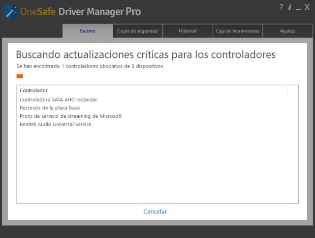 OneSafe Driver Manager Pro Serial