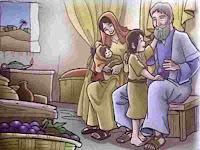 Kisah Nabi Ishaq As. lengkap