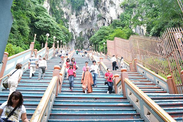Goa Batu Malaysia, objek wisata di malaysia, tourism object in Malaysia