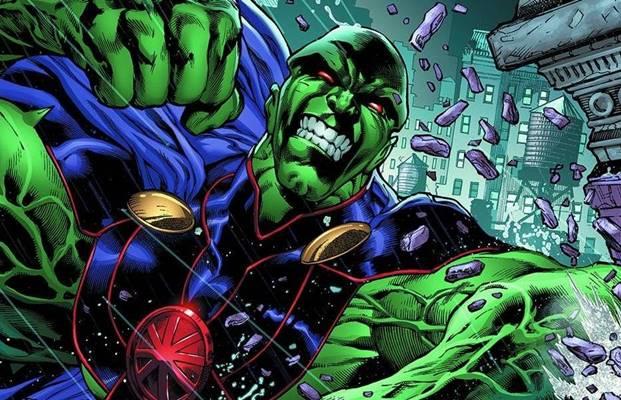 Asal-Usul dan Kekuatan Martian Manhunter (J'onn J'onzz) dari DC Comics