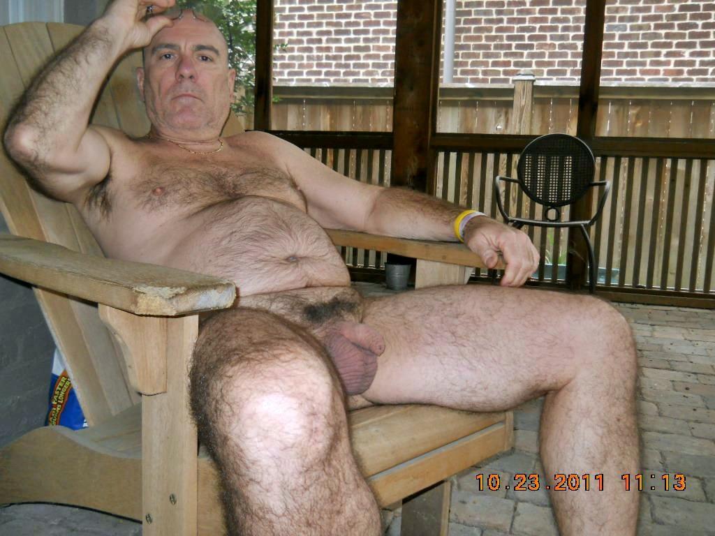 ordinary naked men dick