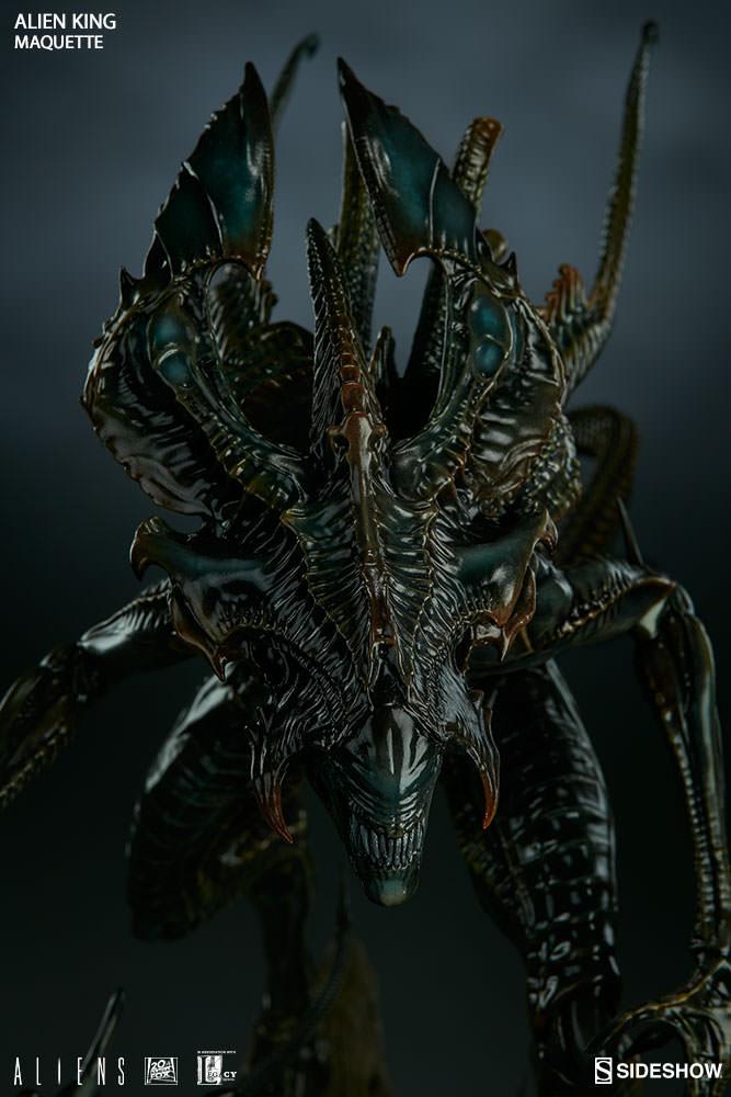 Aliens - 30 ans - Neca (et autres) - Page 2 Alien-King-Maquette-Sideshow-001