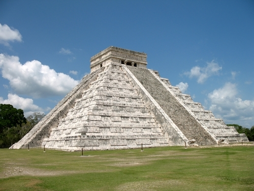 Mayan Pyramids Facts Part 1 ~ Ancient Egypt Facts