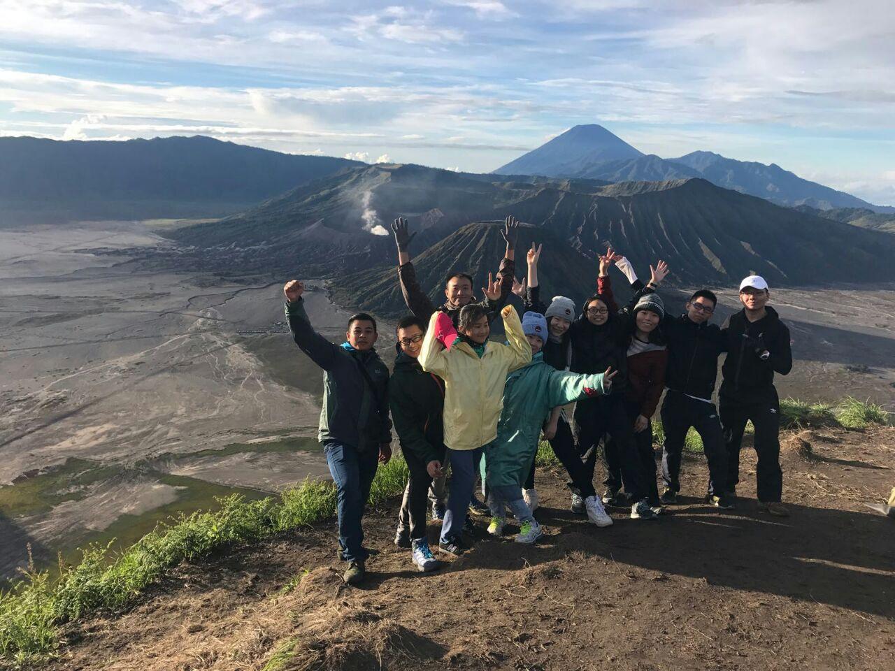 Bromo Ijen Tour From Surabaya 3d2n Mount Travel Best Choice Midnight Full Destination