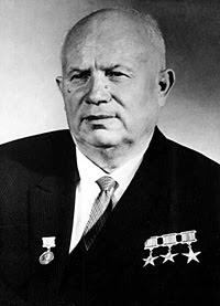 ประวัติศาสตร์, ผู้นำโซเวียตในสงครามเย็น, สงคราม, สงครามเย็น, นิกิต้า ครุสชอฟ (Nikita Khrushchev)