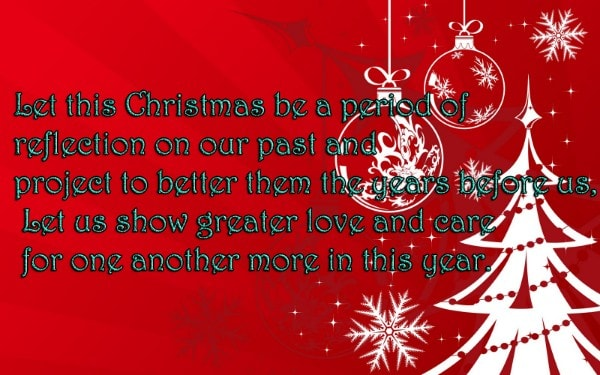 xmas to all Affricans