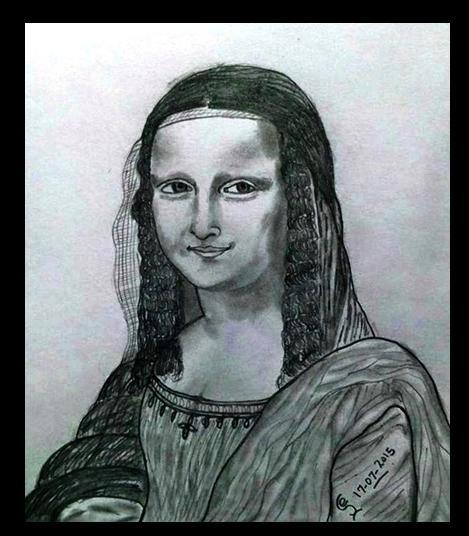 ORIGINAL DRAWING FOR SALE - DA VINCI
