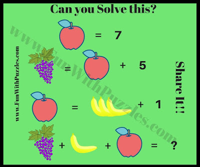 Fun Brain Teaser for Kids