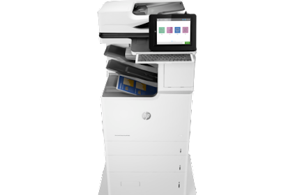 Drivers HP Color LaserJet Enterprise MFP M682 Download