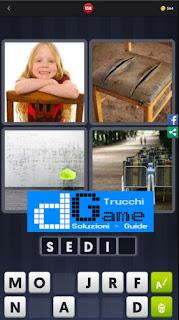 4 Immagini 1 Parola livello 158