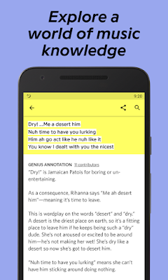 Genius - Song Lyrics & More APK Latest Version Free Download For Android