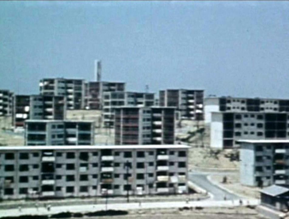 映像の中には造成前の風景から建設の様子そして竣工後の暮らしぶりまで紹介さ... 【お知らせ】ニッ