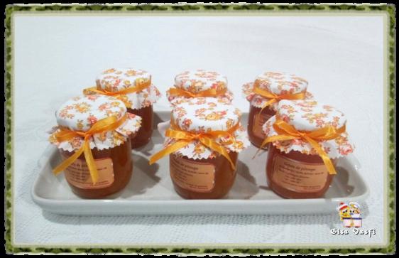 Geleia de pêssegos 2