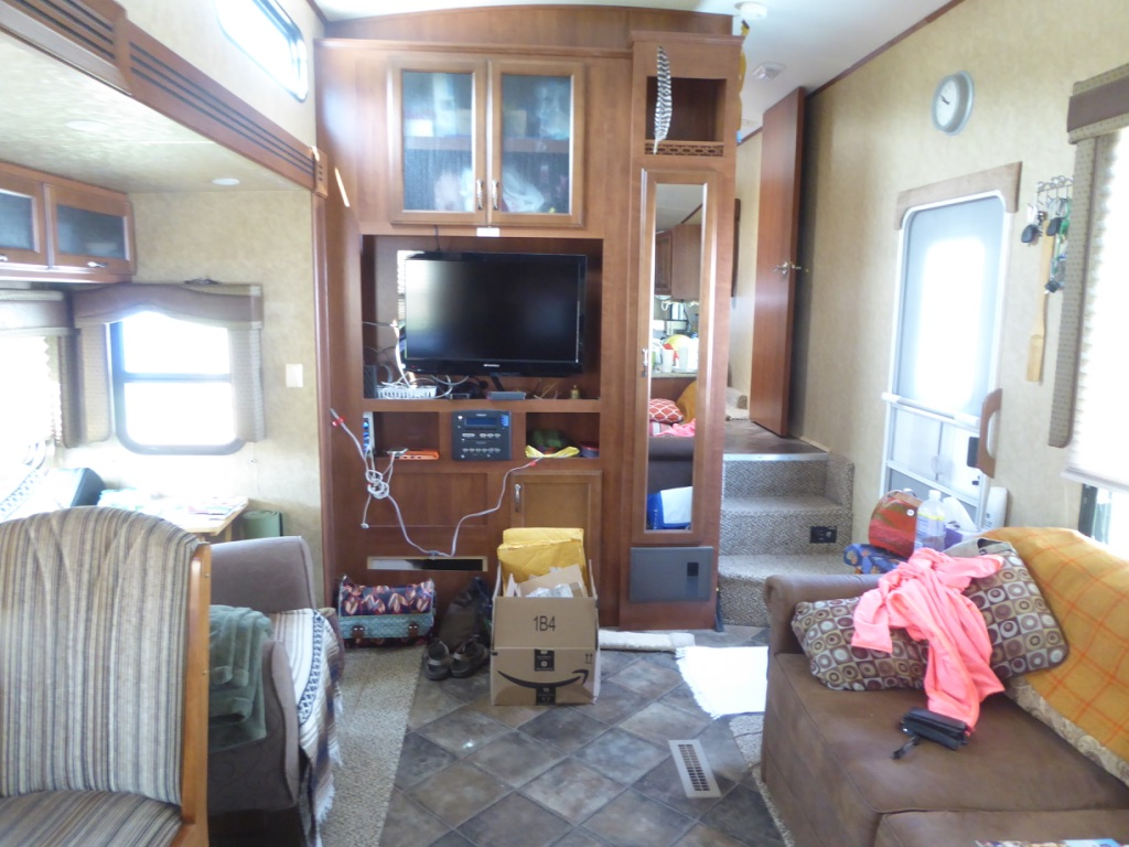 June 14 2017 life in 300 square feet maybe less for Living room square feet