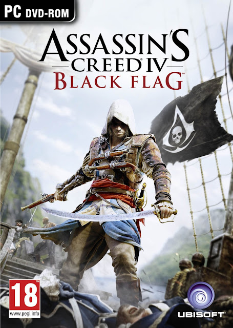 Assassins Creed 4 Black Flag Collector´s Edition - PC FULL Portada