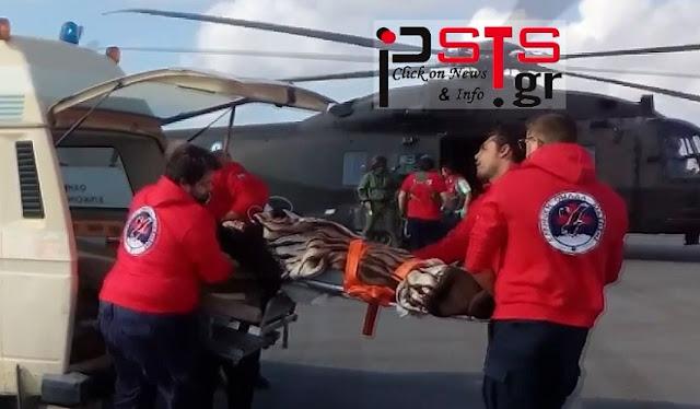 Η Ε.Ο.Δ και πάλι, στη θέση του υπολειτουργούντος Ε.Κ.Α.Β Πάρου…(Βίντεο)