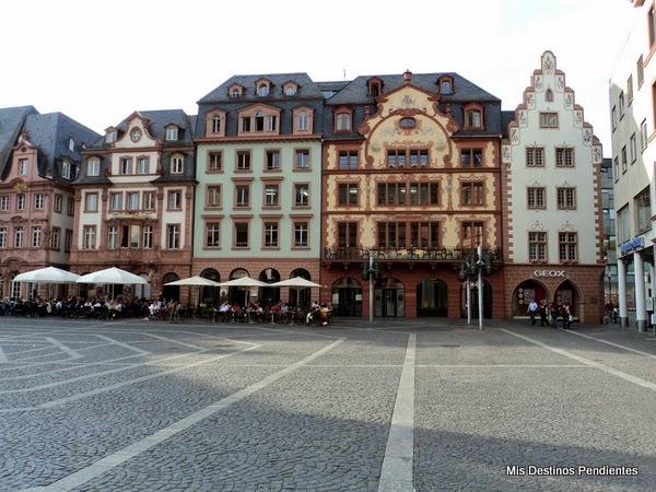 Marktplatz (Maguncia, Alemania)