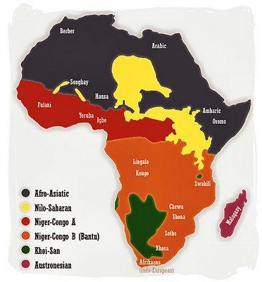 Línguas Africanas
