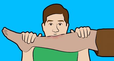 5. Mitos : Toksin Dari Gigitan Ular Dapat Keluar Dengan Disedot