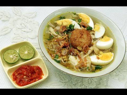 Resep : Soto Ayam khas Banjarmasin