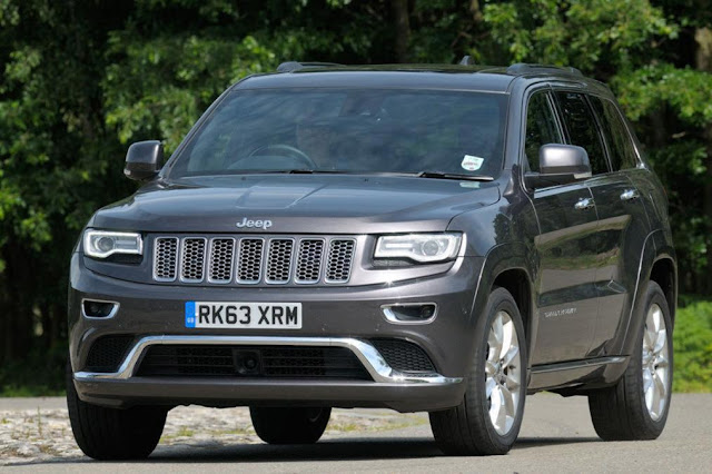 6. Jeep Grand Cherokee discount car