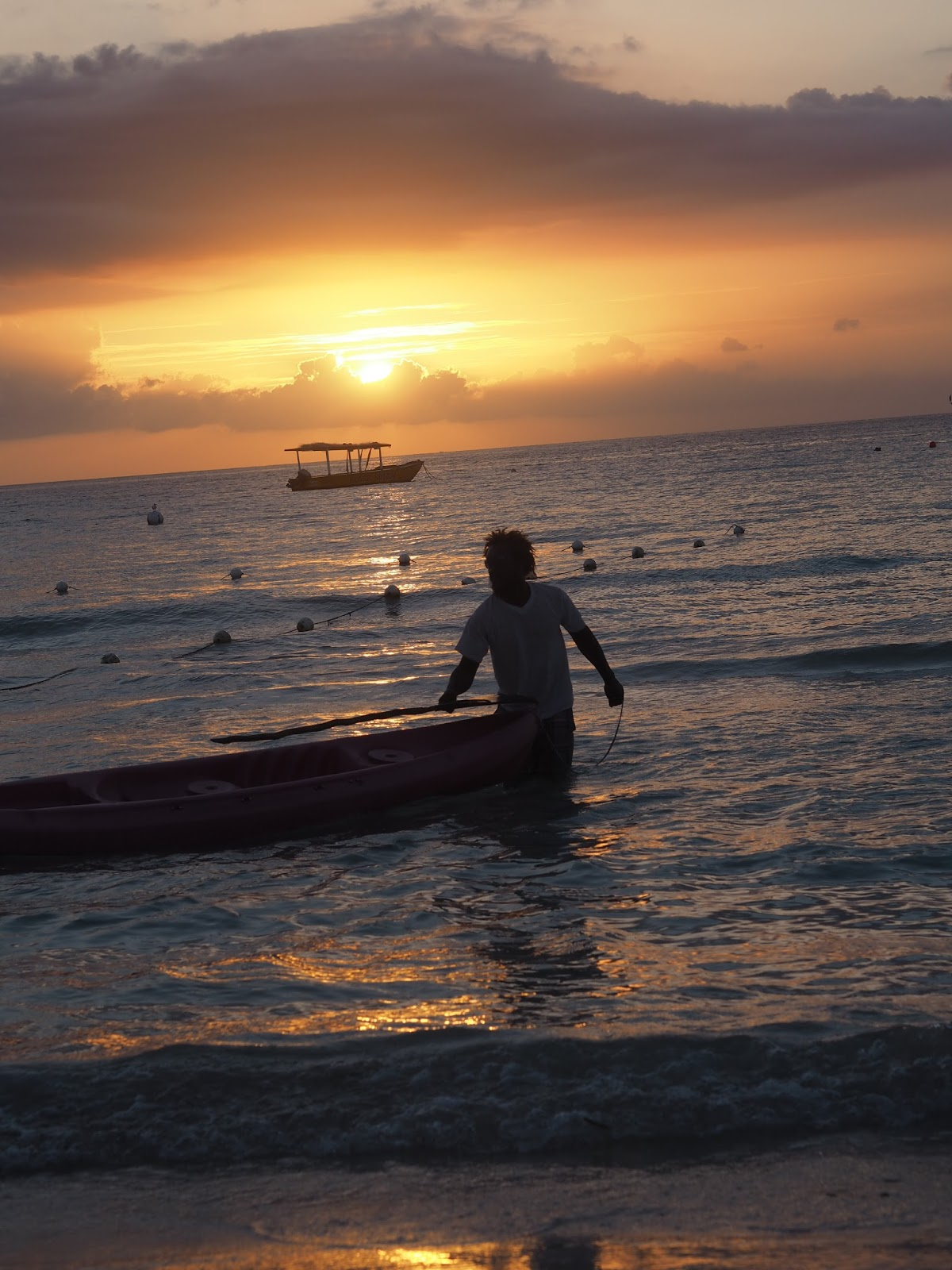 Negril, Jamaica, seven mile beach, sunset, www.jadore-fashion.com