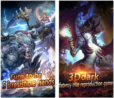 Lord of Dark V1.2.72482 Mod Apk (x10 Damage/Defense)