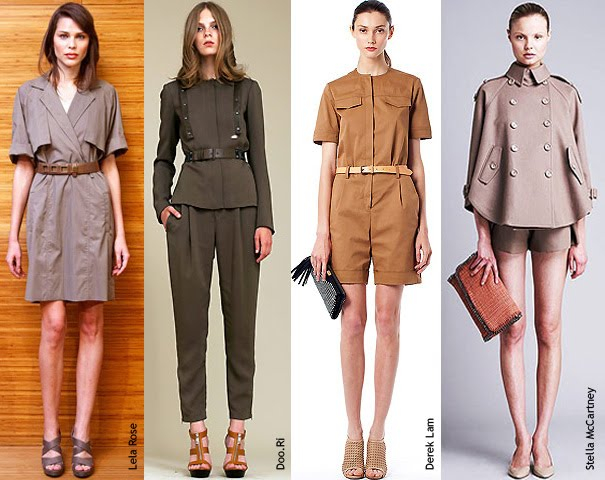 Sun Means Safari Look Attic Womenswear