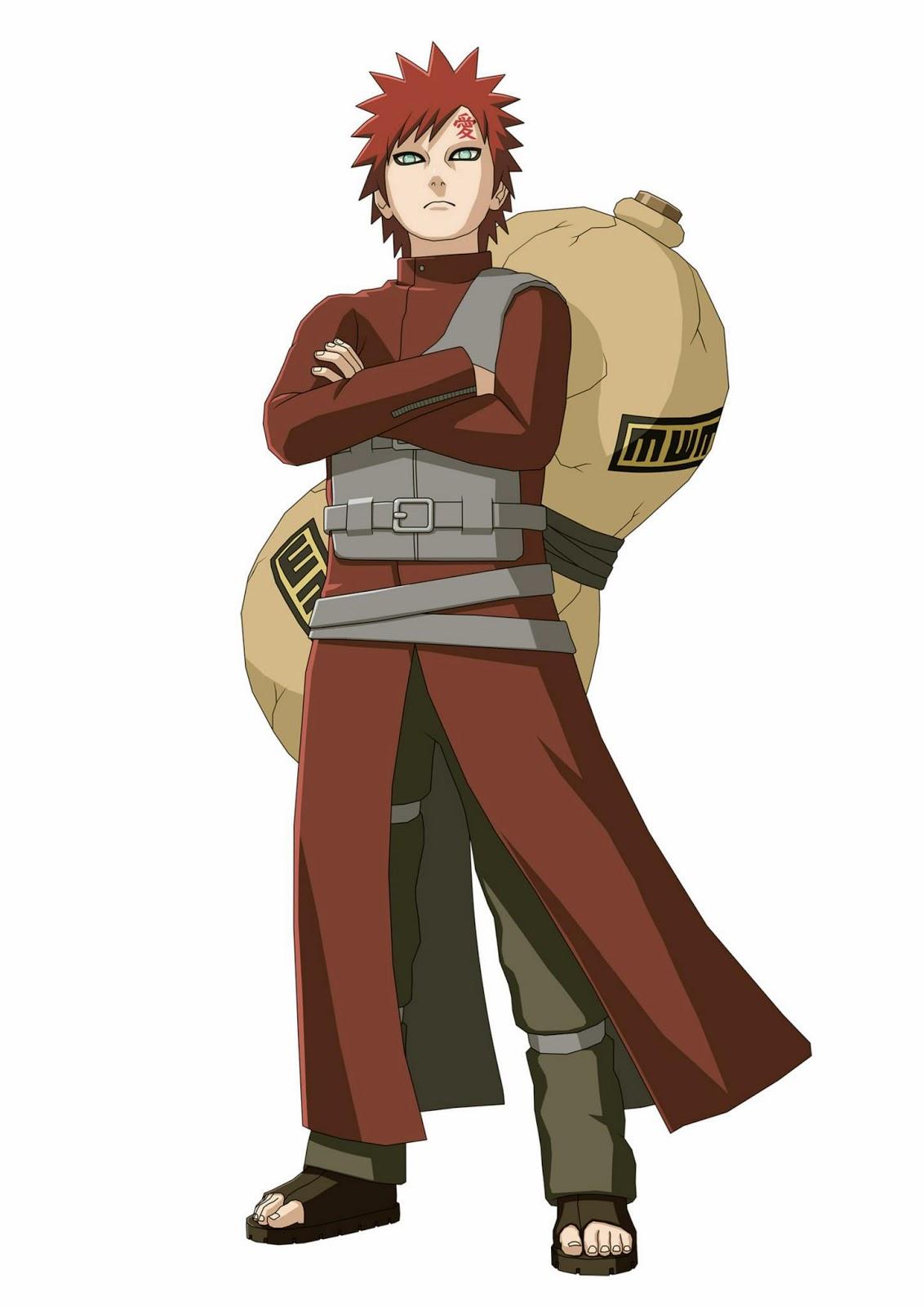 Naruto Shippuden : Sunagakure - Chun Up IDEA