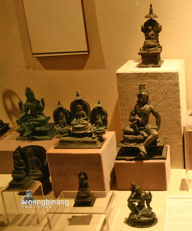 museum nasional indonesia buddha maitreya sakyamuni