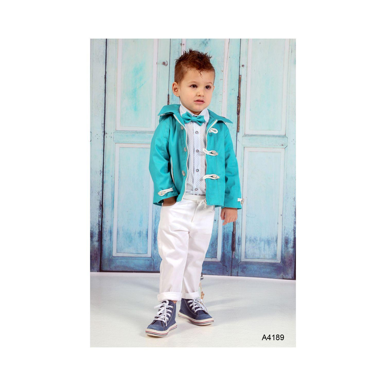 Greek Baptism suit for boys A4189