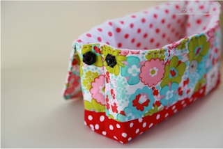 Homemade Supply Pouch For Kids