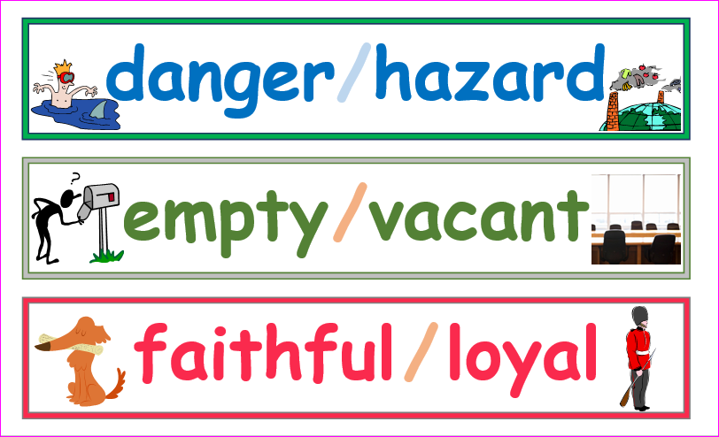antonyms list with meaning pdf