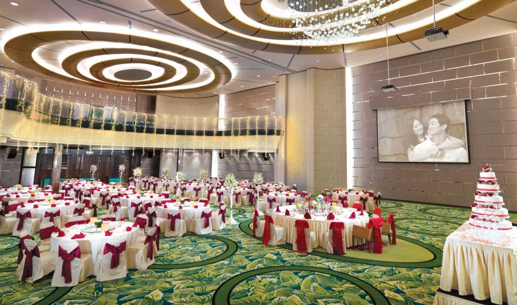 St giles the gardens hotel and residences kuala lumpur mid valley the gardens kl ballroom is quite a unique venue with a mezzanine level junglespirit Gallery